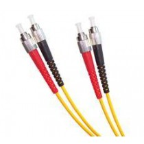 1m Single Mode LSZH Fibre Patch Cable FCAPC-FCAPC