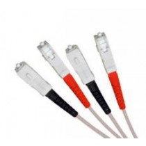Single Mode Duplex Fibre Patch Cable, SC-SC OS1