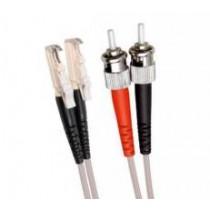 Single Mode Fibre Cable, E2000APC-STAPC OS1