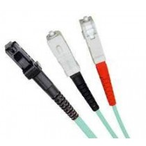 Multi Mode Duplex Fibre Patch Cable, MTRJ-SC OM3