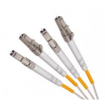 Armoured OM2 LSZH Fibre Patch Cable, LC-LC