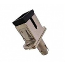 ST-SC Adapter, Multi-Mode, Phosphor Bronze Sleeve, Simplex