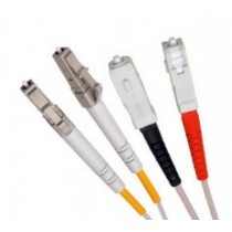 Multi Mode Duplex Fibre Patch Cable,  LC-SC OM1
