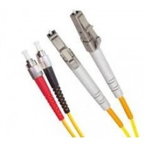 Single Mode Duplex Fibre Patch Cable, LC-FC OS1