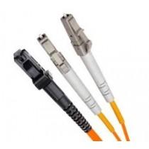 Multi Mode Duplex Fibre Patch Cable, LC-MTRJ OM1
