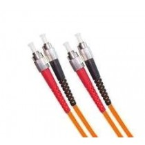 Armoured OM1 LSZH Fibre Patch Cable, FC-FC