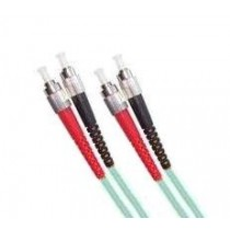 Armoured OM3 LSZH Fibre Patch Cable, FC-FC