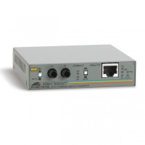 AT-MC101XL Allied 100Mb ST Fibre Media Converter