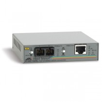 AT-MC102XL Allied 100Mb SC Fibre Media Converter