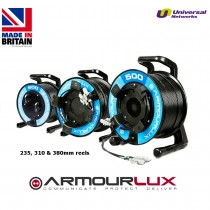 ArmourLux500 Tactical 4 Core LC Uni Plug-LC Socket OM3