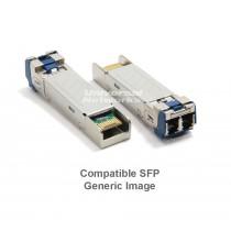 Compatible Allied Telesis 10GBase-SR Single-Mode SFP+, 300km, LC