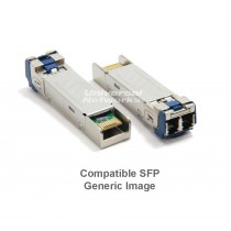 Compatible Allied Telesis GbE Multimode SFP, LC