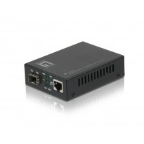 LevelOne Media Converter GVT-2000, Mini GBIC Slot