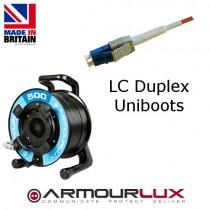 ArmourLux500 Tactical 2 Core LC Uniboot Plugs OM3