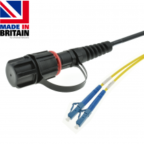 Tactical Fibre Patch Cable LC IP-PRO2-LC Simplex OS2