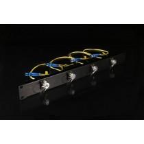 FieldCast 8 Fibre, 1U Single Mode, Panel One