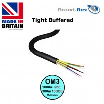 Brand-Rex Multi Mode OM3 Tight Buffered B2ca PDC Cable