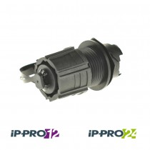 IP-PRO2 Coupler with 1x Cap on