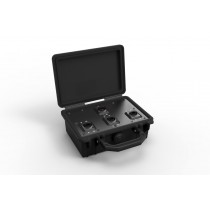 Neutrik opticalCON Breakout Box, pre loaded with 1x MTP and 3x QUAD, Multi Mode