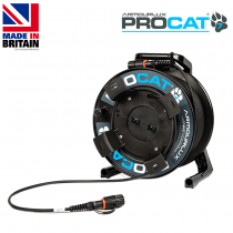 PROCAT7 Cat6a/7 PUR, 2x IP-RJ45 Plugs