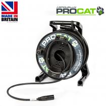 PROCAT5 Cat5e CatSnake, 2x etherCON RJ45 Plugs