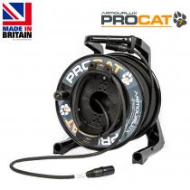 PROCAT7 Cat6a/7 PUR, 2x etherCON RJ45 Plugs
