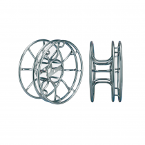 Skeleton Cable Reel
