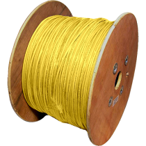 Datwyler Uninet 7702 Cat7 Stranded, Yellow, 1km