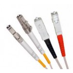 Multi Mode Duplex Fibre Patch Cable, LC-SC OM2.