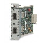 Allied Telesis AT-CV1KSS Converteon 2 Port SFP card