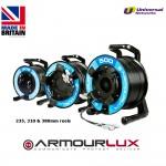 ArmourLux500 Tactical 2 Core LC IP68 Plug-Socket OS1/2
