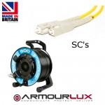ArmourLux500 Tactical 4 Core SC Plugs OS1/2