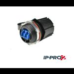IP-PRO2 Bulkhead, 1x Cap