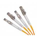 Multi Mode Duplex Fibre Patch Cable, LC-LC OM1