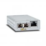 Allied Telesis AT-MMC2000LX/SC-TAA Gigabit Copper to Fibre