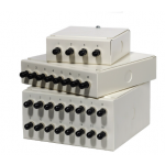 ST Multi Mode Fibre Wall Mount Breakout Box