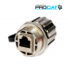 ProCat7 RJ45 Coupler rear, with cap