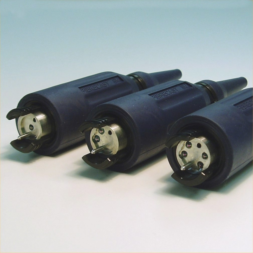 Expanded Beam Connector