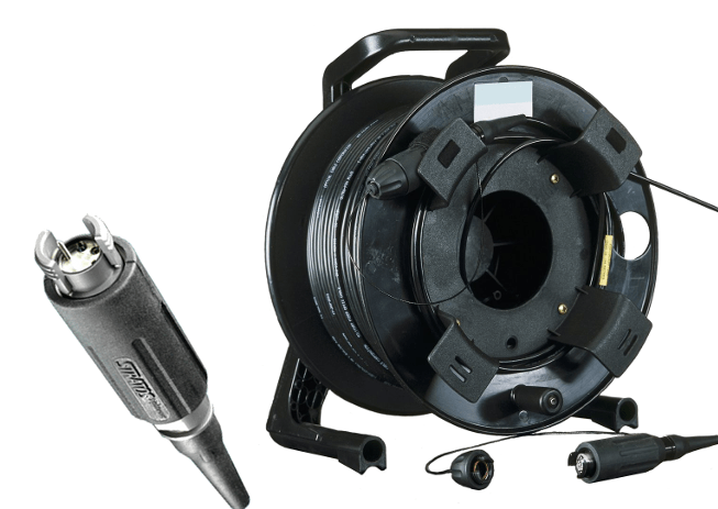 Expanded Beam Reel