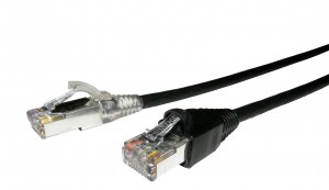 Cat6a STP LSZH Patch Cables