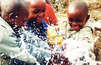 water for ophans kenya