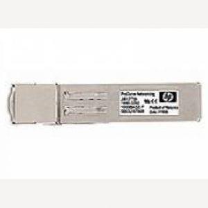 Hewlett Packard ProCurve X121 1000Base-T SFP, RJ45 -0