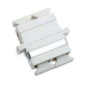 SC-SC Adapter, Multi-Mode, Phosphor Bronze Sleeve, Duplex -0