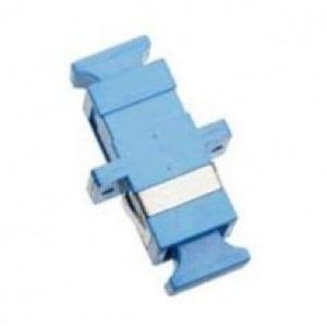 SC-SC Adapter, Single-Mode, Ceramic Sleeve Simplex -0