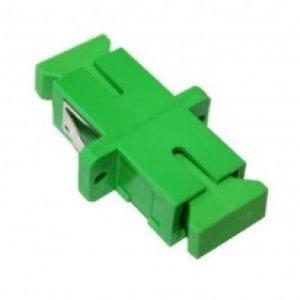 SCAPC-SCAPC Adapter, Single-Mode, Ceramic Sleeve, Simplex -0
