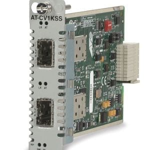 Allied Telesis AT-CV1KSS Converteon 2 Port SFP card-0