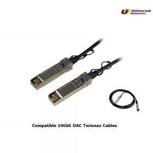 Compatible Cisco 10GbE SFP+ 2m Passive Cable-0