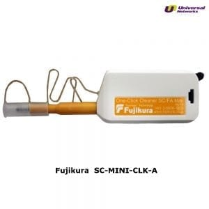 Fujikura One-Click™ Cleaner Mini Type A for SC/ST/SC-0