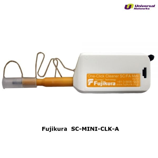 Fujikura One-Click™ Cleaner Mini Type A for SC/ST/SC-0