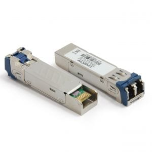 LevelOne 1000Base-LX Single-Mode SFP, LC, 10km -0